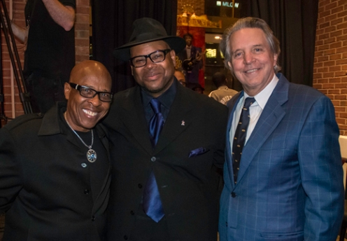 David Porter, Jimmy Jam, Mike Curb