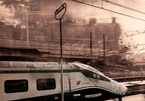 Ghost il treno