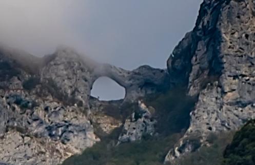 Monte Forato Hiker